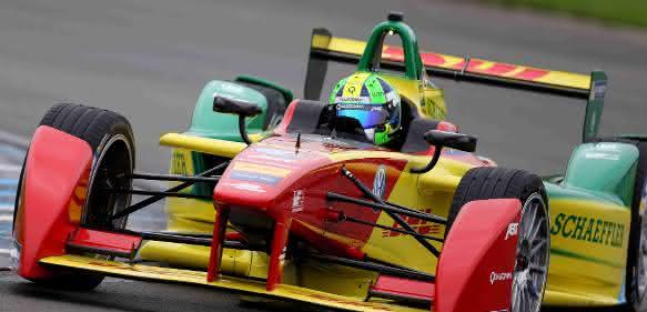 Schaeffler entwickelt Antriebsstrang für die Formel E
