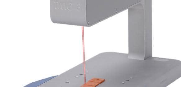 LPKF TMG 3 ermittelt Transmissionseigenschaften von Kunststoffbauteilen im Stand-Alone-Modus