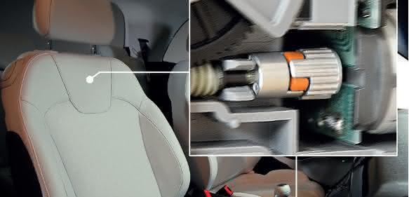 Spielfrei elastische ROTEX GS Kupplung von KTR