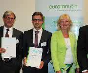 Natural Refrigeration Award 2015:Gewinner wurden im Rahmen des diesjährigen eurammon Symposiums ausgezeichnet
