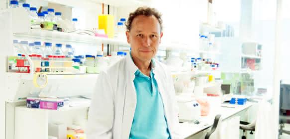 Prof. Christian Haass. (Bild: LMU)