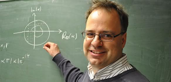 Prof. Frank Wilhelm-Mauch (Foto: Saar-Uni)