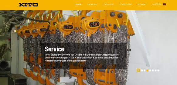 Kito Homepage