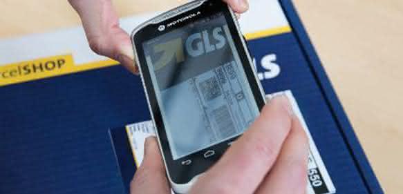 Zetes GLS Mobilgeräte