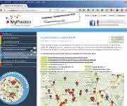 Ausbildungs-Landkarte