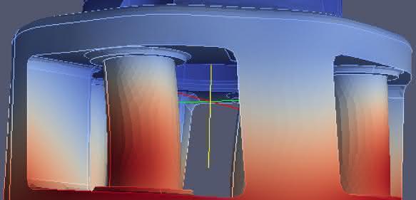 Bauteilsimulation