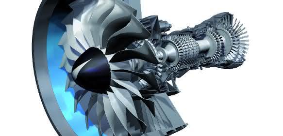 Pratt & Whitney MTU Aero Engines Turbofan