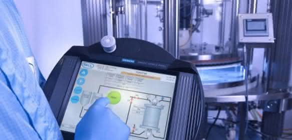 Prozesschromatographie