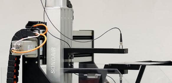 Ultraschalltestsystem