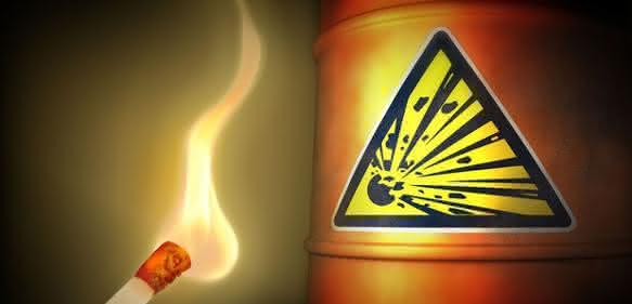 Vakuum-GC/MS mit  Säulenrestriktion im Injektor: Milde Analytikmethode für Explosivstoffe