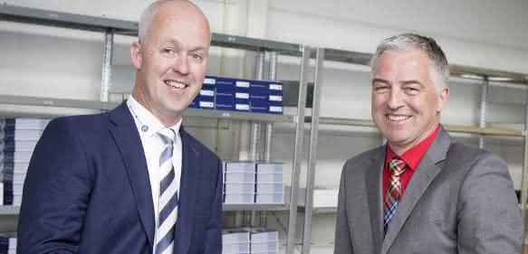 Jeroen Workel und Gerhard Heilemann