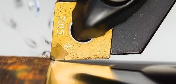 Wendeschneidplatte CB7015