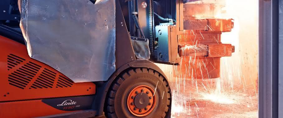 Drahteinspulanlage für Gussteile aus Vermiculargraphitguss