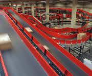 Vanderlande stattet DPD-Hochleistungs-Sortierzentrum aus
