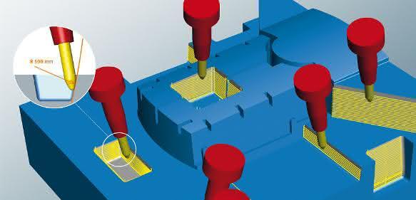 Hypermill Maxx Machining