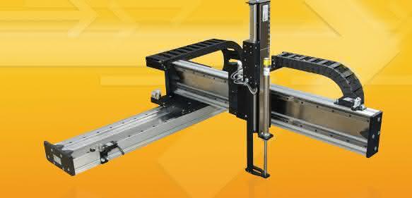 Lineareinheiten der Baureihe MLL zur Konstruktion industrieller 3D-Drucker
