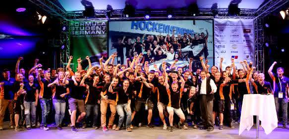 Formula Student 2015 - die Sieger
