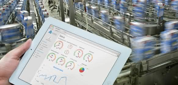 Plattform zur besseren Nutzung von RFID-Daten