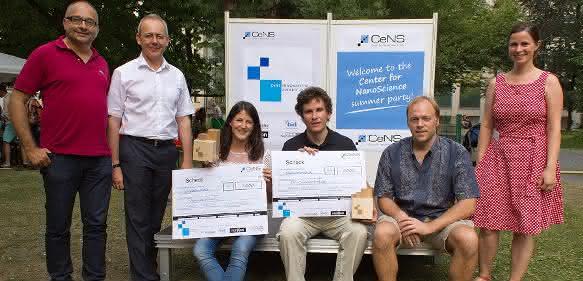 Preisträger des CeNS Innovation Award