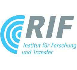 RIF e.V. Institut für Forschung und Transfer