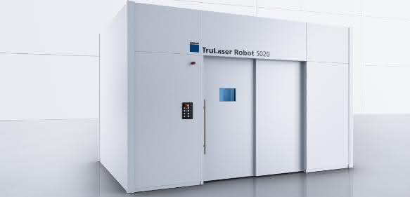 TruLaser Robot 5020 Basic Edition