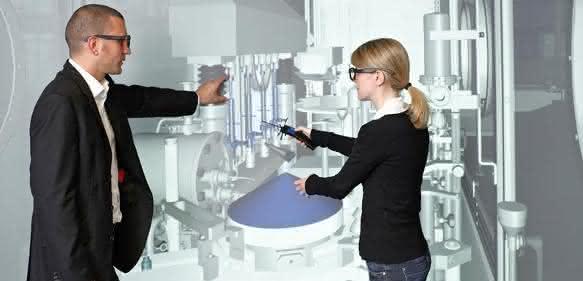Virtuelle Bauraumanalyse für Optima