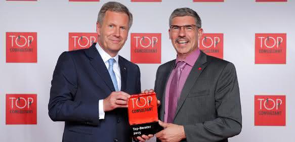 IPS wurde für seine mittelstandsorientierte Beraterleistung als Top Consultant ausgezeichnet