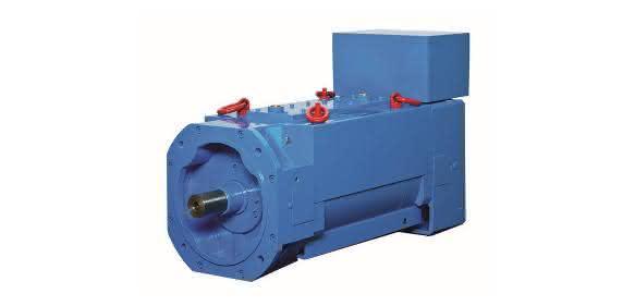 Wassergekühlte Asynchron und Synchronmotoren von WEG