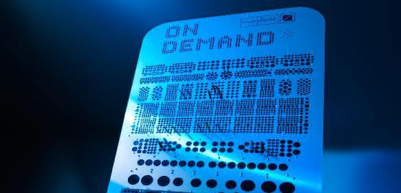 Kabeldurchführung KDP On Demand von Murrplastik Systemtechnik