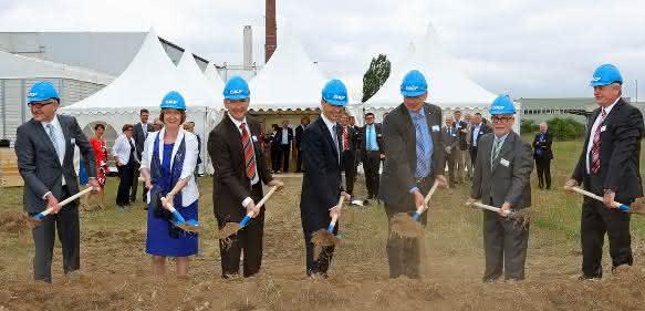 SKF baut neues Großlager-Prüfzentrum