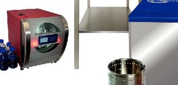 Marktübersichten: Autoklaven/Dampfsterilisatoren