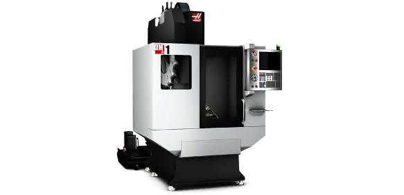 High-Speed-Bearbeitungszentrum DM-1 von Haas Automation