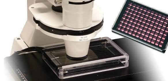 Heizsystem für Multi-Well-Platten