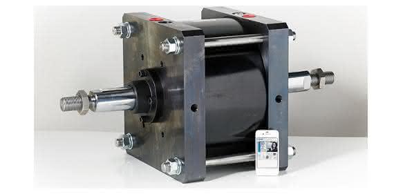 Big Bore Zylinder von SMC Deutschland