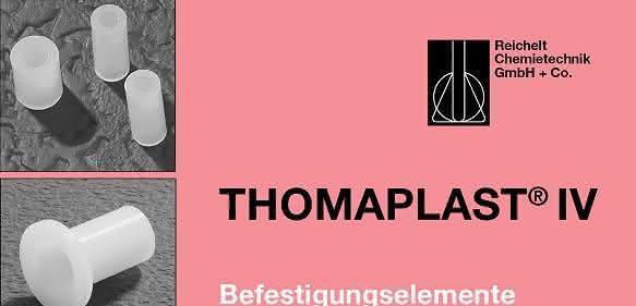 Handbuch THOMAPLAST® IV