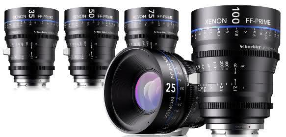 Hochwertige Objektive für Fotokameras