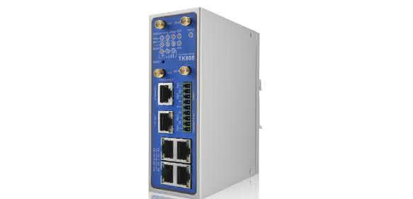 LTE-Router von Welotec