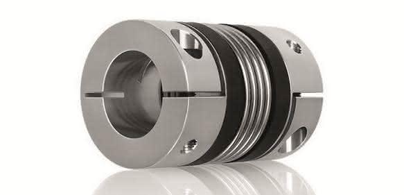 Metallbalgkupplung von R+W Antriebselemente