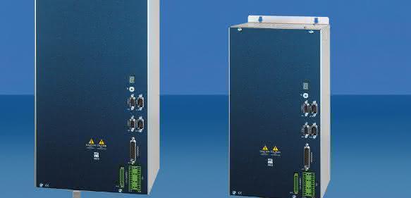 Sieb und Meyer Antriebsverstärker neue Baugröße