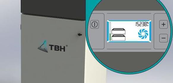Filteranlage TFS 1000 von TBH