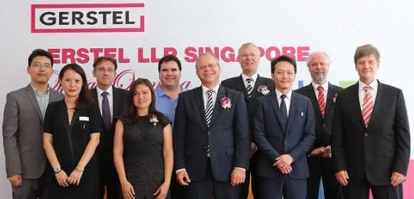 Gerstel-Firmenleitung