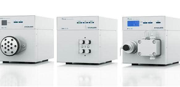 HPLC-Komponenten