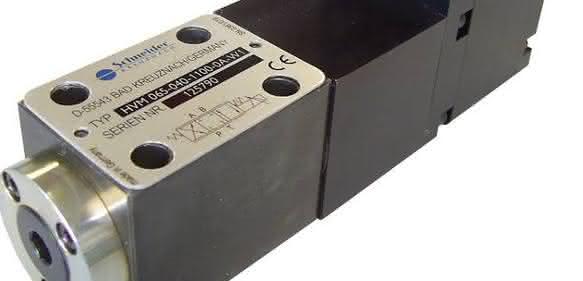 Servo-Regelventil HVM 065