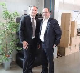 Bernhard Fronius und Stefan Freudenthaller