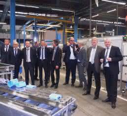 Neue Aufstellung für die Lineartechnik: Mit den drei erfahrenen Partnern Nölle & Nordhorn,  PTS-Automation und Schäfer-Technik steht Bosch Rexroth für eine versierte Betreuung.