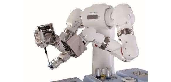 Yaskawa zeigt Motoman-Roboter auf der Achema