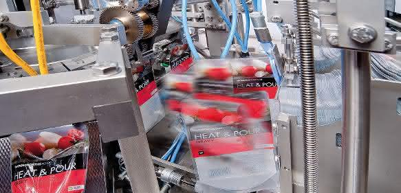 Beutelverpackungsmaschinen