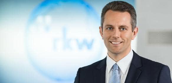CEO Harald Biederbick