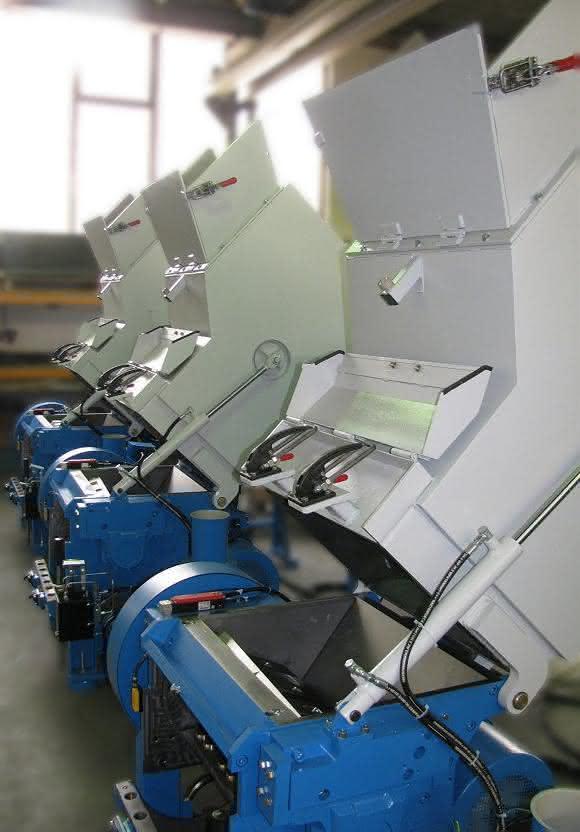 Zentralmühlen