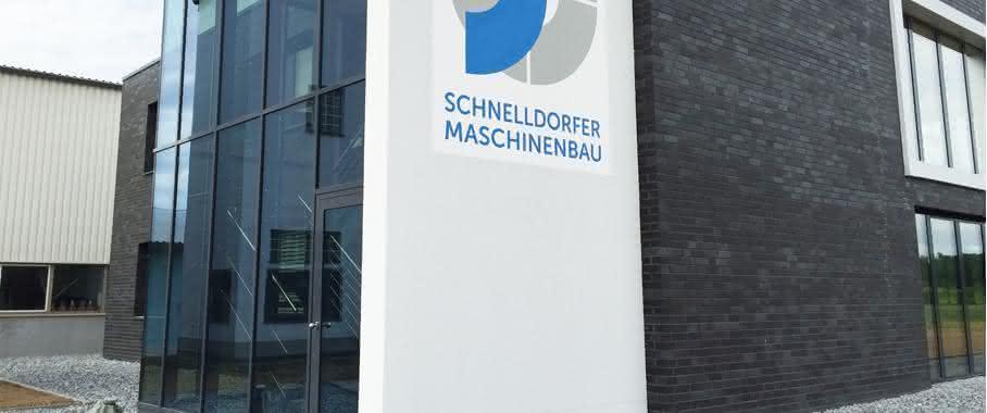 Schnelldorfer Maschinenbau Neubau